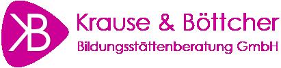 Logo von Krause & Böttcher Bildungsstättenberatung GmbH